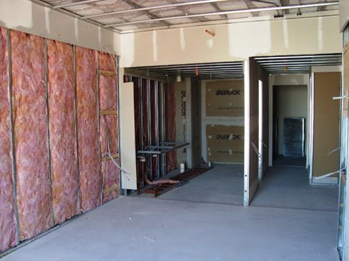 Aislamiento ac sticos cielos rasos acusticos pinterest - Aislamiento acustico para paredes ...