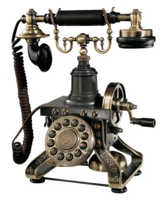 Telephone:    As early as 1885, Lars Magnus Ericsson created the telephone handset, which was just one of his many improvements to contemporary telephones.