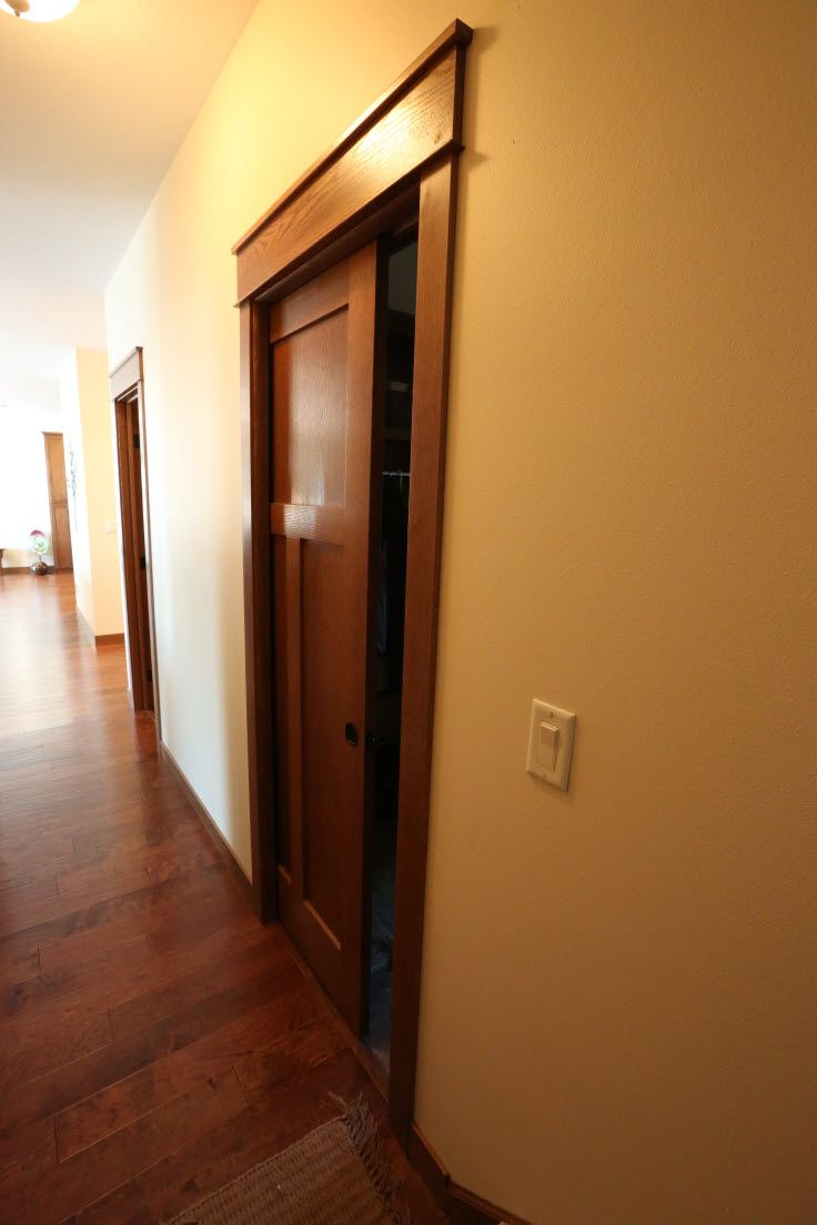 Door Toppers | A Great Way To Create A Flow Between Rooms Is To Use Door  Toppers Of The Same Style In Each Area | Bayer Built Woodworks