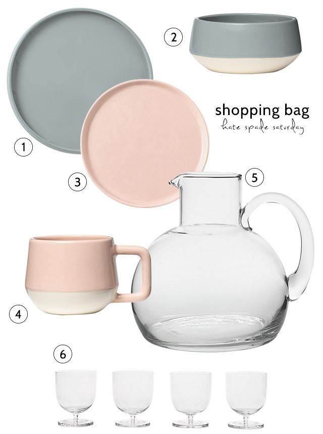 Love this mix of warm blush and dark stone gray dinnerware.  sc 1 st  Pinterest & Shopping bag: Minimalist dinnerware | Grey dinnerware Dinnerware ...