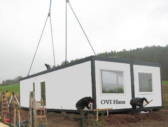 Container Zum Wohnen modulhaus ovi haus modulbau wohn container mobiles wohnen