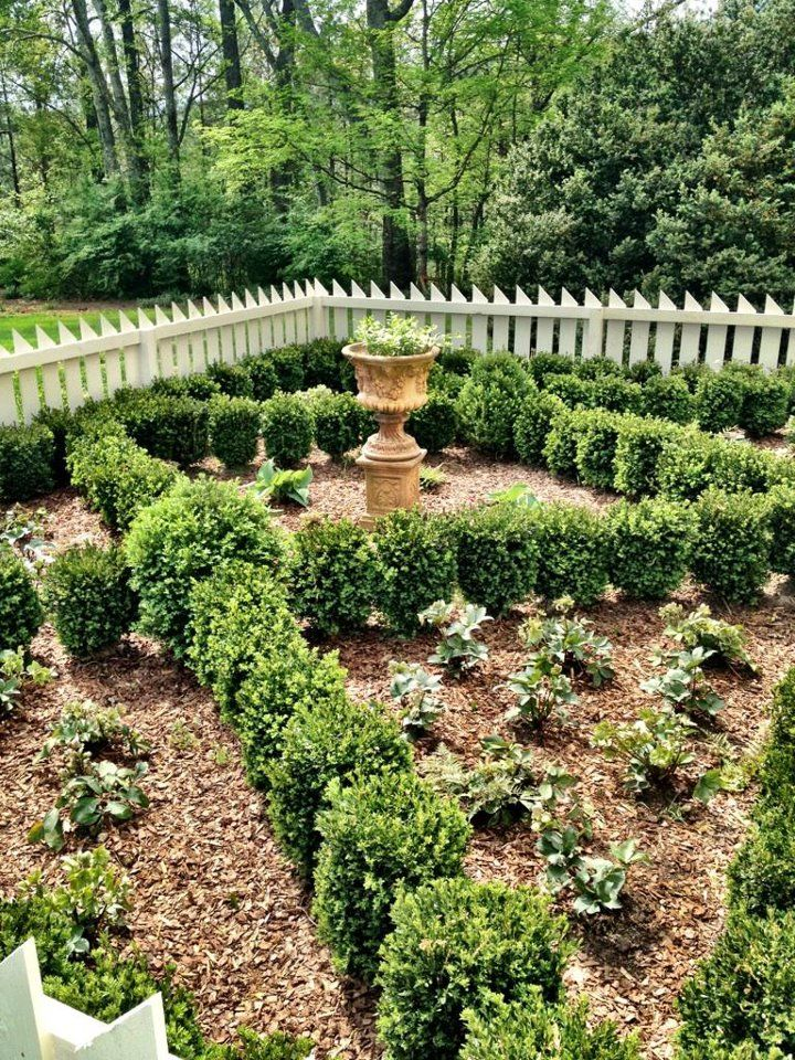 Love the formal garden! | Everything Garden! | Pinterest | Formal ...