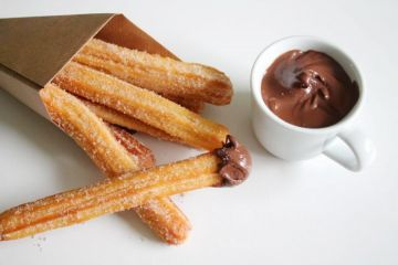 Photo of Churros from the oven