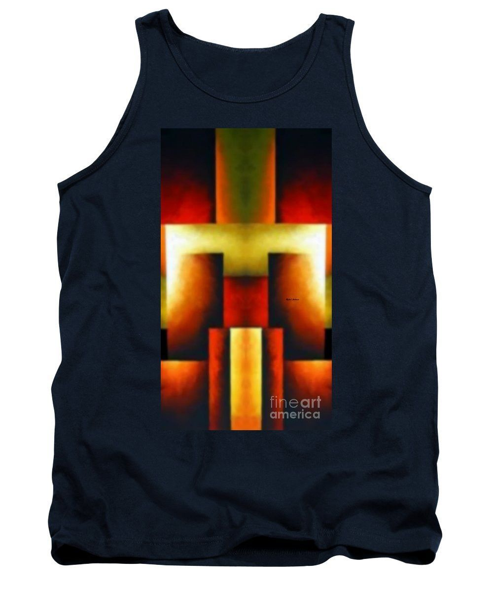 Tank Top - Abstract 1299