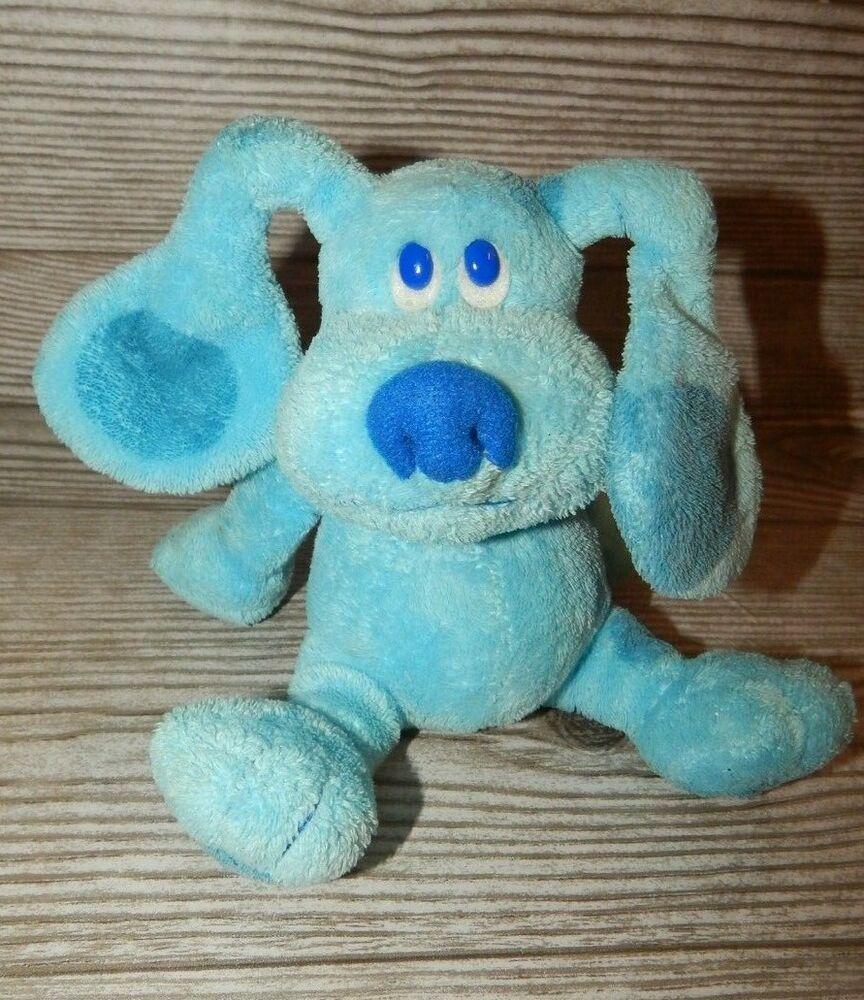 13++ Blues clues stuffed animal ideas