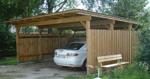 Wood Carports Photos With Images Carport Designs Building A