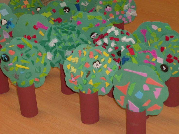 Trees For Preschoolers