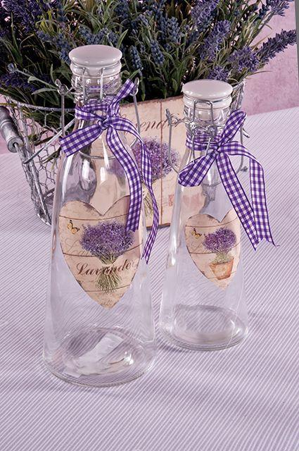 Ideales Zubehör für Lavendel-Öl oder sonstiges Bade-Öl, gefunden auf www.country-garden.de