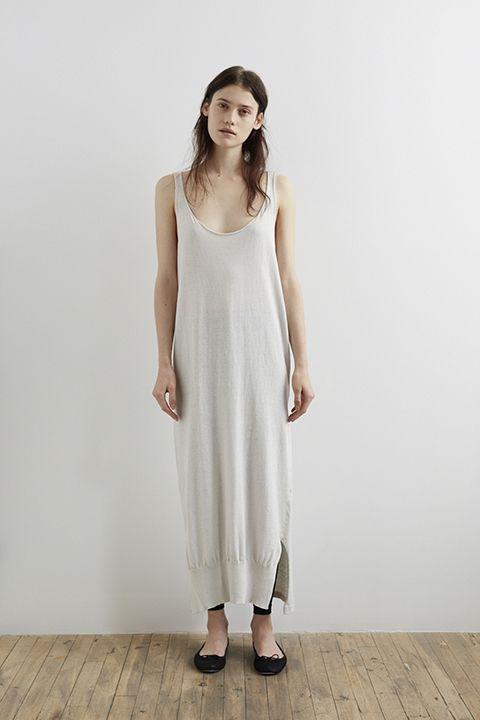 Y's / Fine Knit Tank Dress Repetto / Cendrillon Ballerina ...