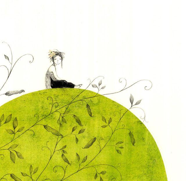 """""""La principessa sul pisello"""" di Arianna Floris"""