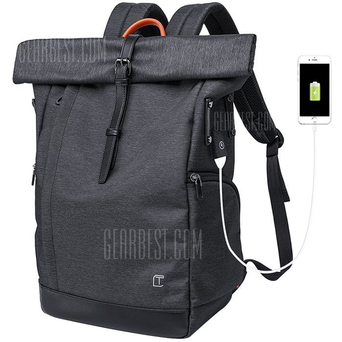 2cd4d4c87f34d Only  88.83,buy KAKA Men Waterproof Light Weight Backpack at GearBest Store  with free shipping