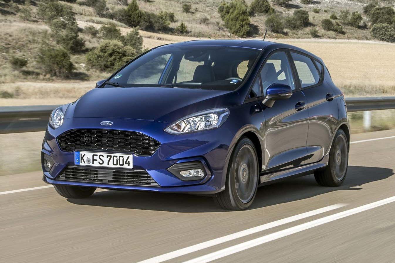 2018 Ford Fiesta European Spec Review Solid Improvements Tantalize Us Http Www Motortrend Com Cars Ford Fiesta 2018 2018 Ford Fiesta Car Ford Ford Mustang