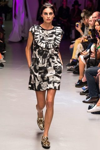 Giles fashion show spring-summer 2015 | A preview of the garments of this upcoming collection