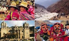 Resultado de imagen para cultura peruana riquezas