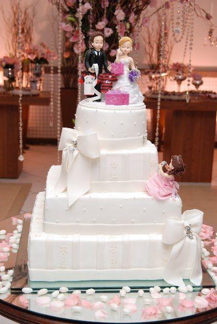 bolos de casamentos chineses - Pesquisa Google