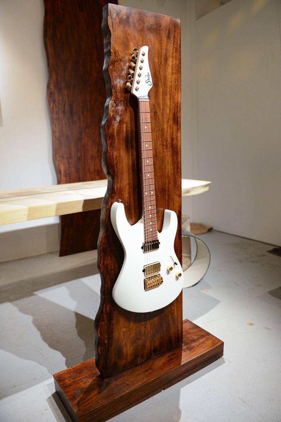 Guitar Stand Live : doro designs live edge guitar stand doro designs workshop pinterest acoustic design and ~ Hamham.info Haus und Dekorationen