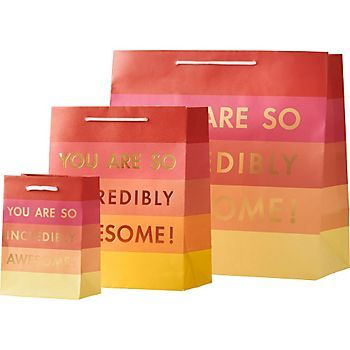 You Are Awesome Gift Bags