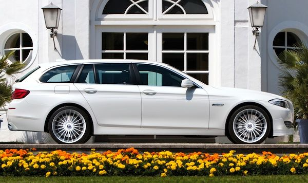 59% of bmw 5 series sold in italy in july are station wagons. fun