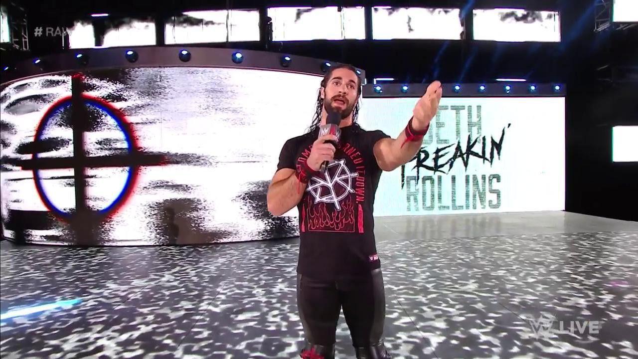 Seth Rollins Clash of champions, Survivor series, Seth