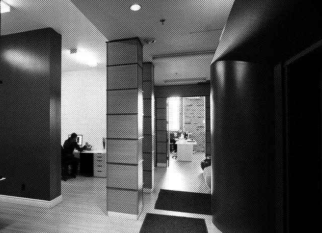 Intérieur de l'agence Oui Marketing, via http://www.flickr.com/photos/oui_marketing
