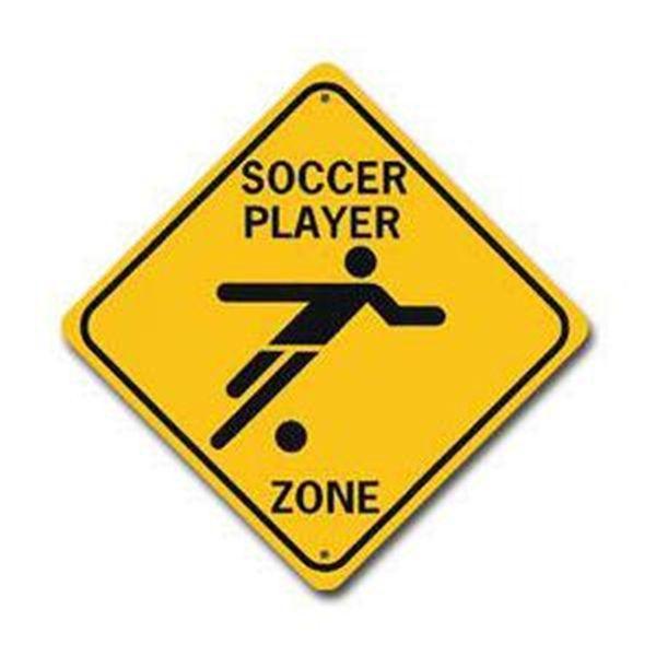 Boy Soccer Zone Sign Worldsoccershop Com Soccer Room Soccer Bedroom Girls Soccer Bedroom
