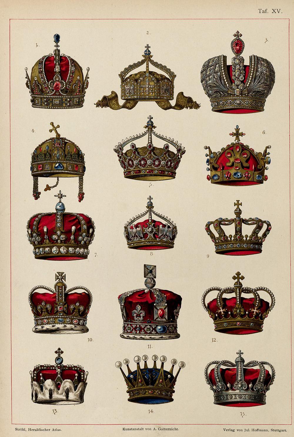 Mit Gott - für König - und Vaterland | Crowns | Pinterest ...