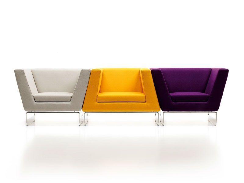 sillones modernos de colores - Sillon Moderno