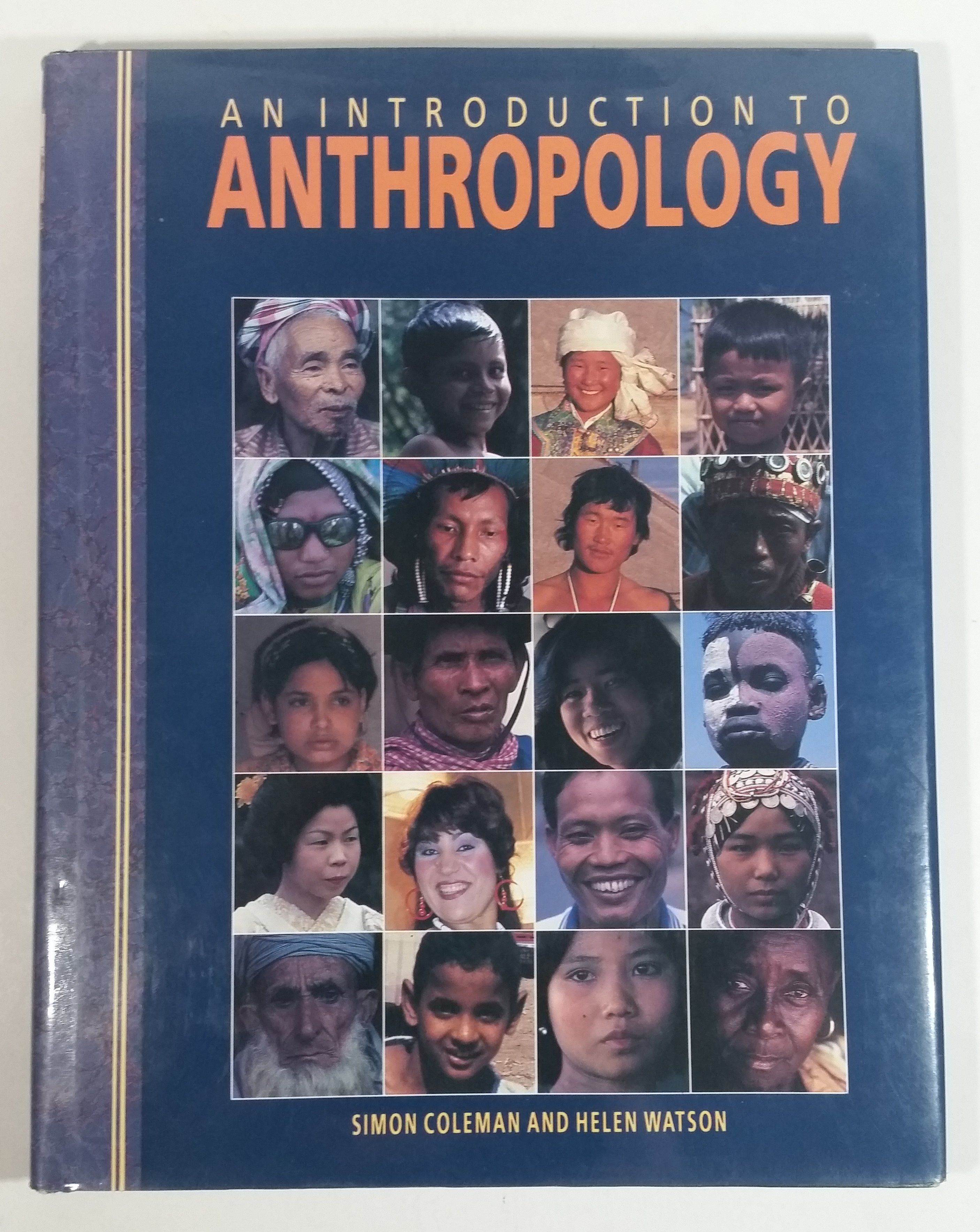 An Introduction To Anthropology Hard Cover Book