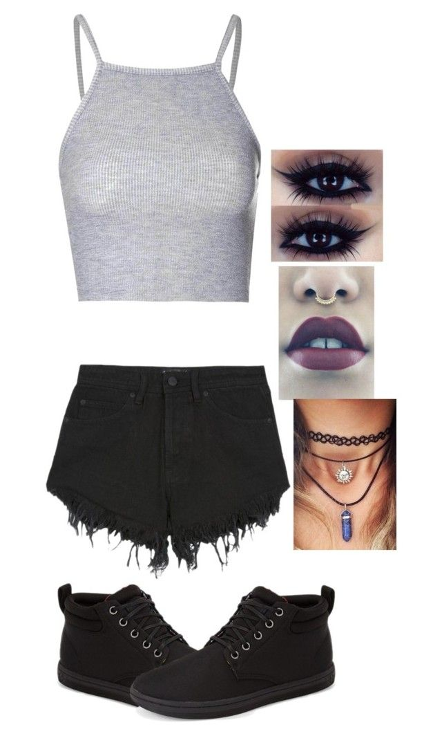 """""""ootd - 7/17/15"""" by taylr-gang-girl ❤ liked on Polyvore"""