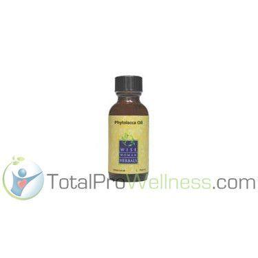 Phytolacca Botanical Oil 16 oz.