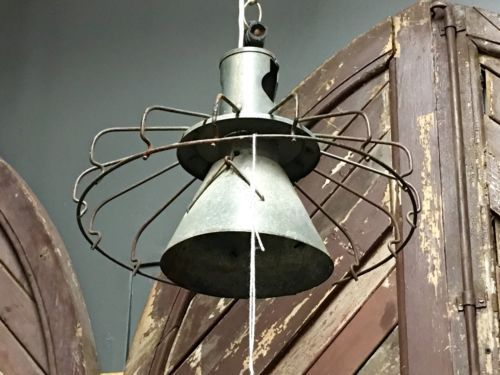 Hanging Industrial Light