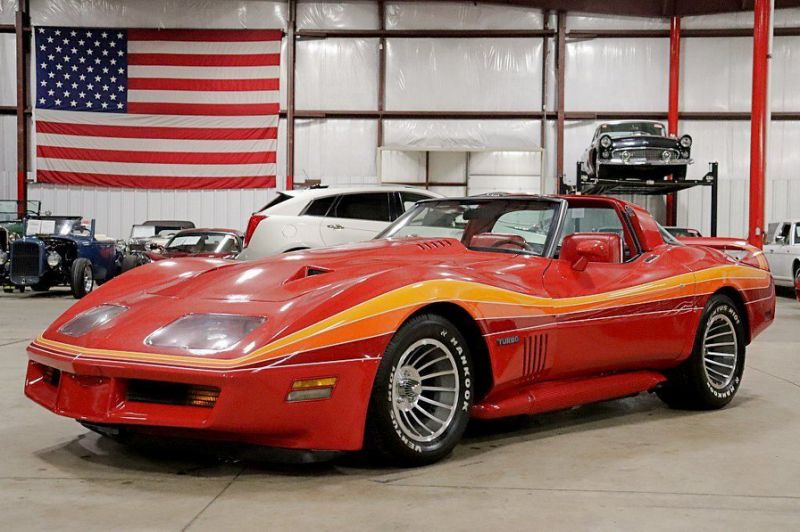 Own A 1978 Chevy Corvette With An Eckler Designed Turbo Body Kit In 2021 Chevy Corvette Corvette Body Kit