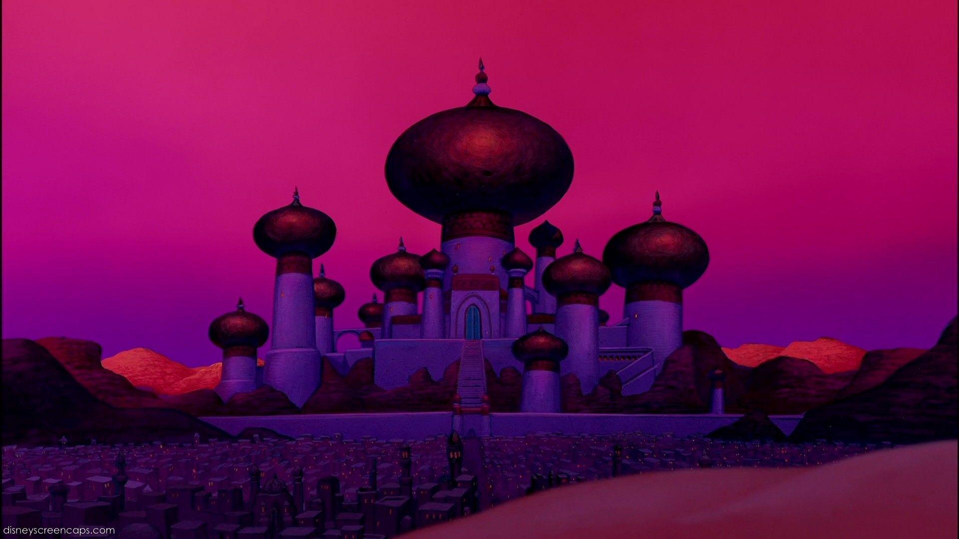 Empty Backdrop From Aladdin Disney Crossover 30293071 1920