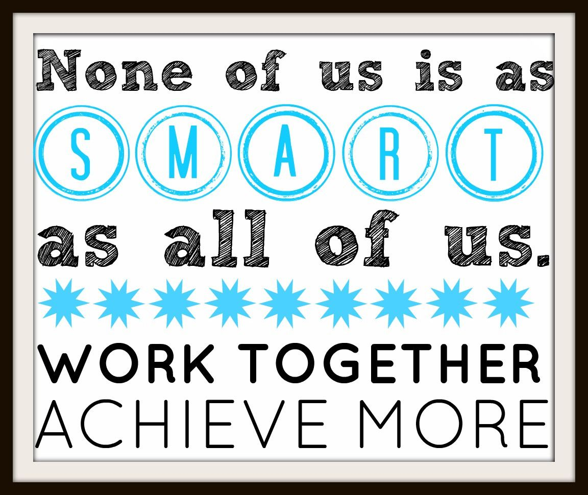 Team Building Quotes Team Motivation Art For Your Office 1  Team Building