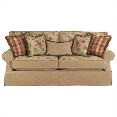 Country Couch Love Sofa Cottage Sofa Country House Decor