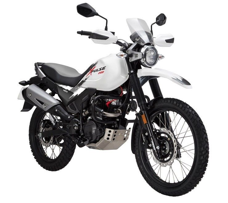 Look At The Mud Guard With Images Bike Hero Motocorp Bike Prices