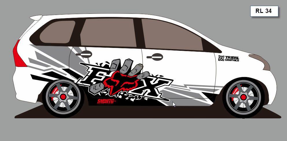 82 Modifikasi Mobil Xenia New HD