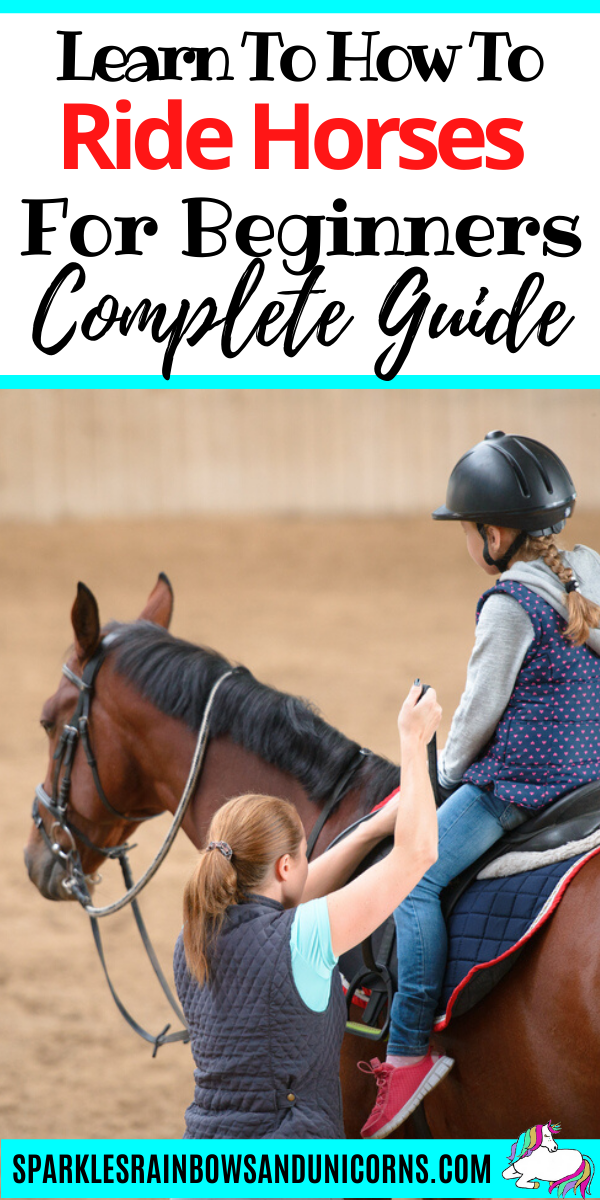 The Ultimate Beginners Guide How To Ride A Horse By A Riding Instructor Horses Horse Riding Tips Horse Training