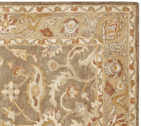 Lila Persian Style Rug | Pottery Barn