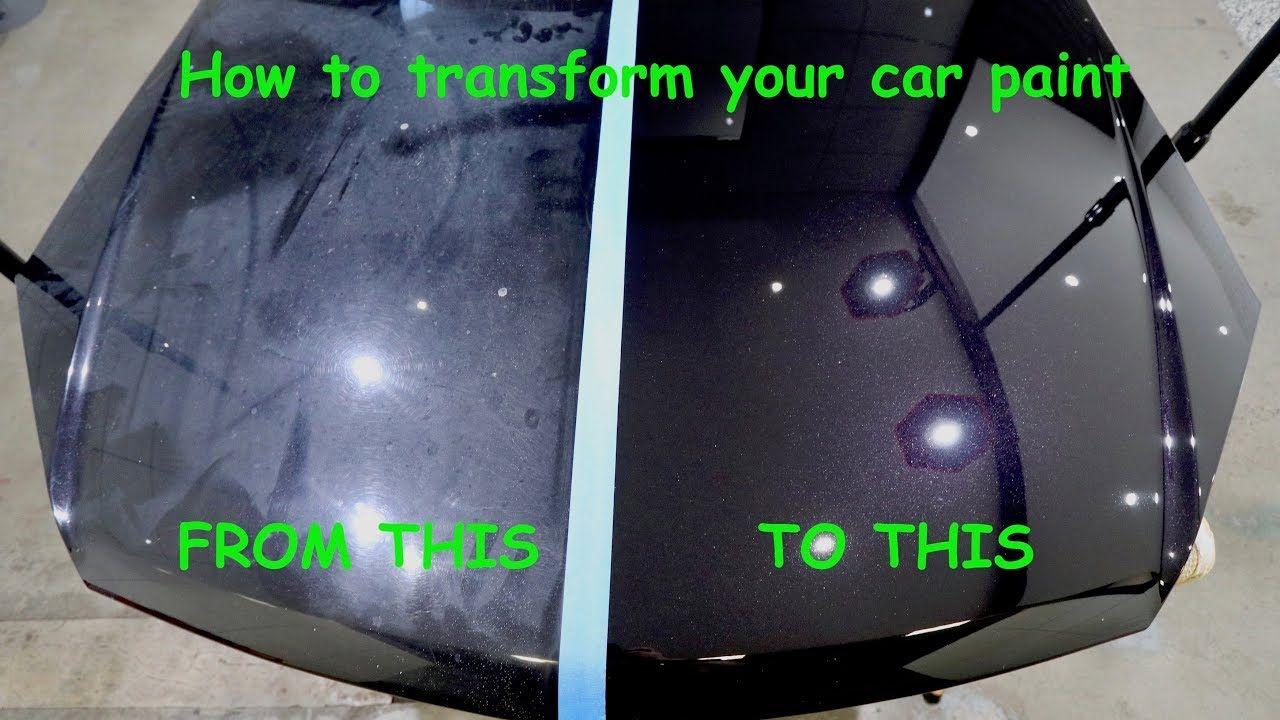 A Guide To Restoring Car Paint Paint Decontamination Paint Correction Car Painting Paint Protection Car Paint Repair