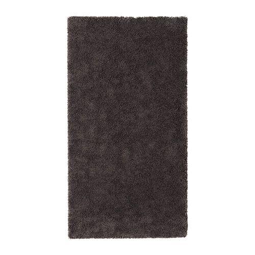 Stoense Rug Low Pile Dark Gray 2 7 X4 11 Rugs Small Rugs Carpet Runner