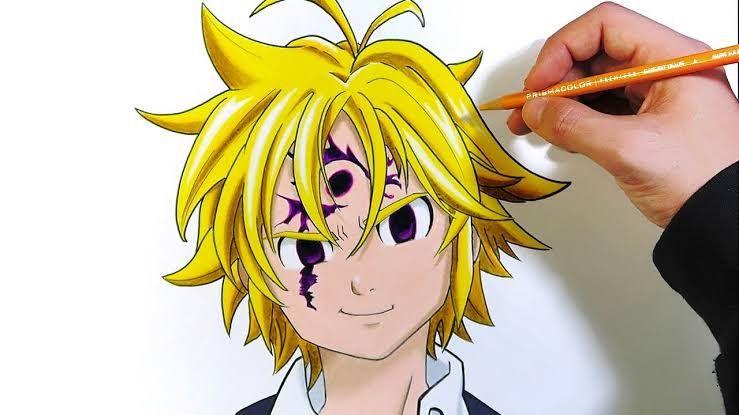 Artemaster Meliodas Busqueda De Google Seven Deadly Sins Anime Seven Deadly Sins Anime
