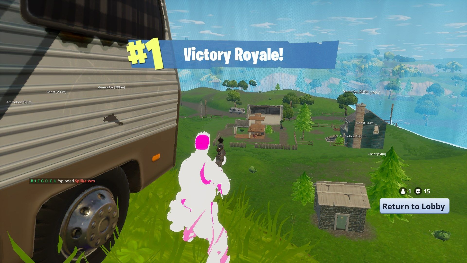 Outdated Fortnite Hack Aimbot Chams Esp Download