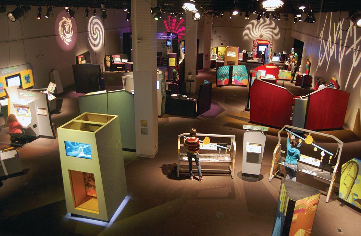 Design Zone DISCOVERY Children's Museum Creatividad