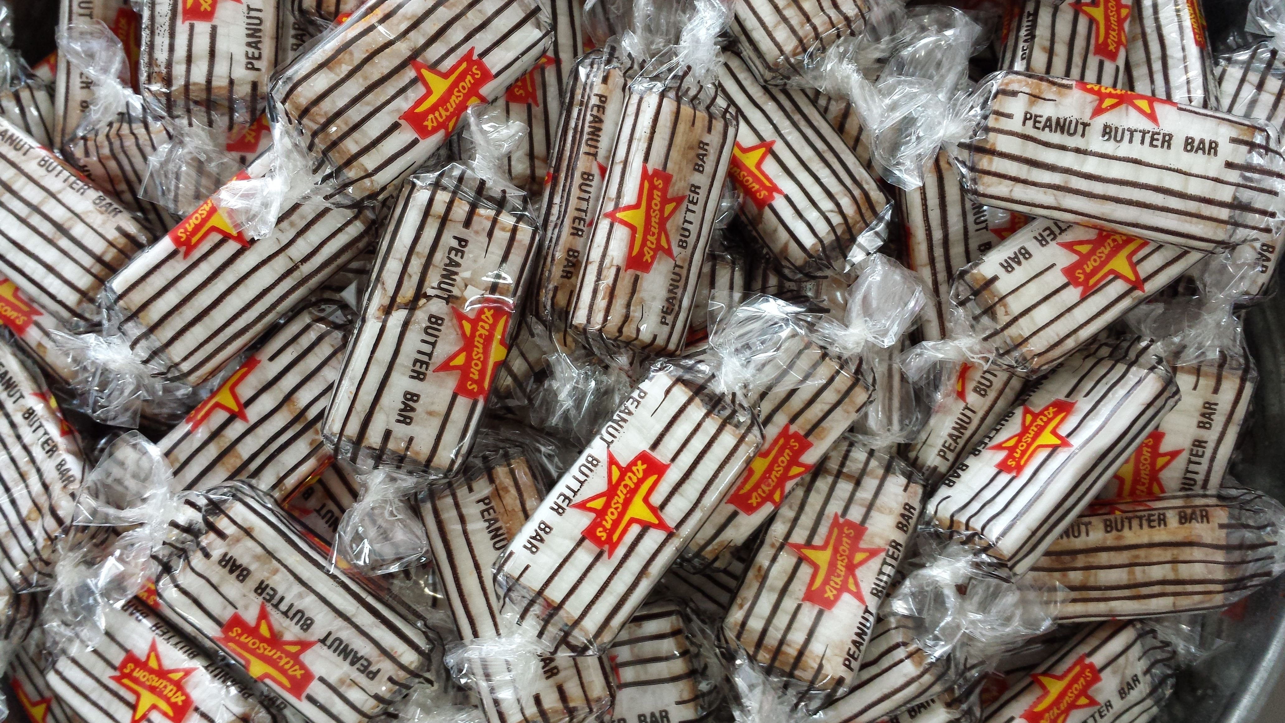 In 1938 a confectionery company began in Lufkin, Texas  Atkinson
