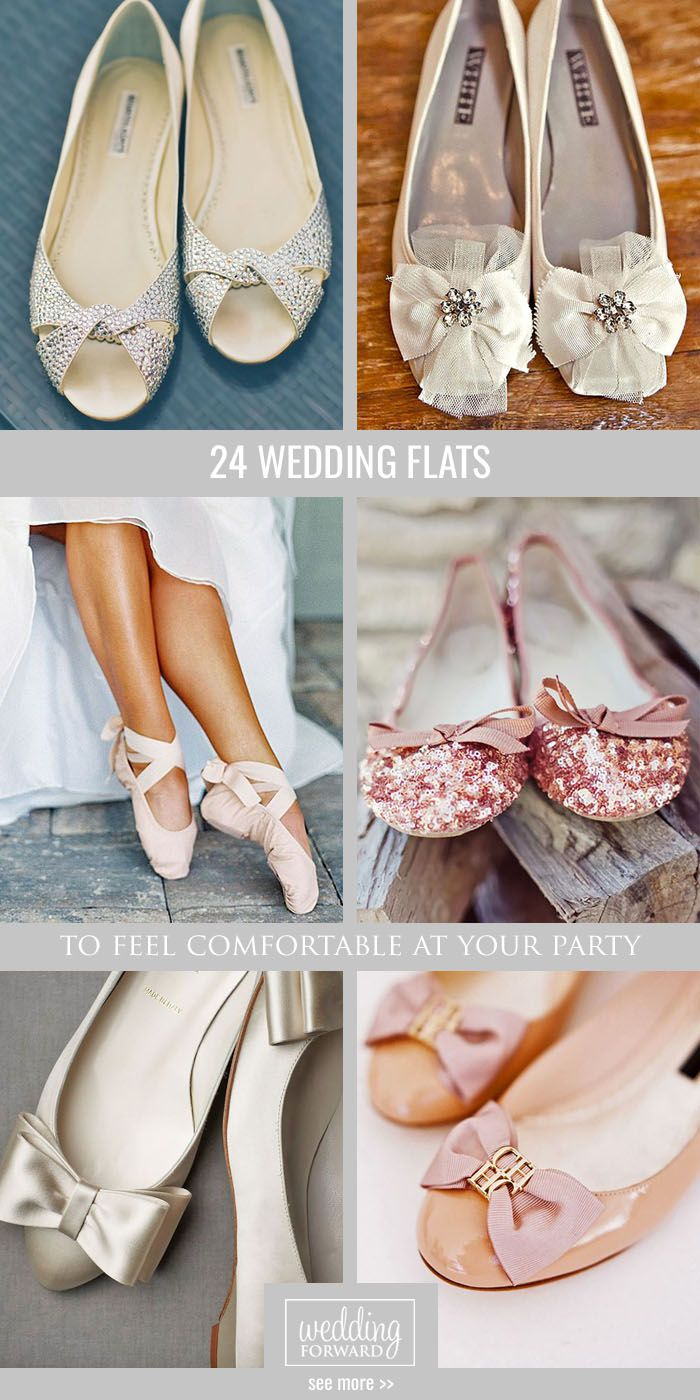 30 Wedding Flats For Comfortable Wedding Party Wedding Flats