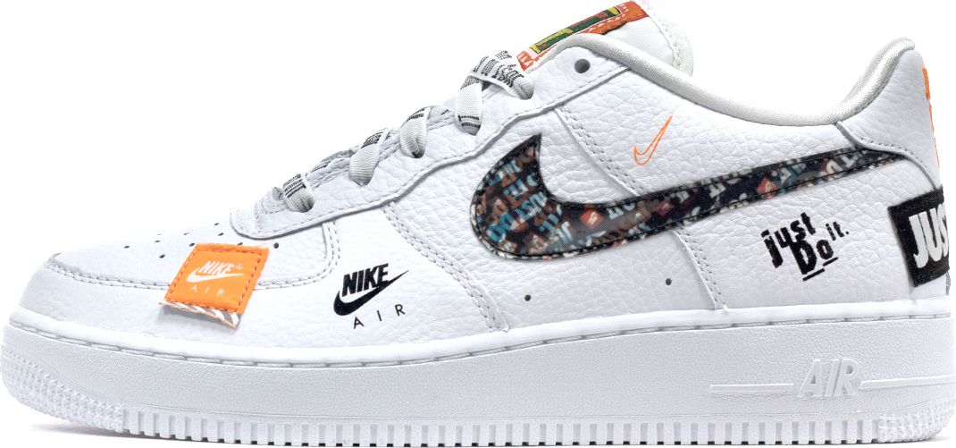 Βρες Nike Air Force 1 JDI PRM GS AO3977 100 στο Skroutz. Δες ...