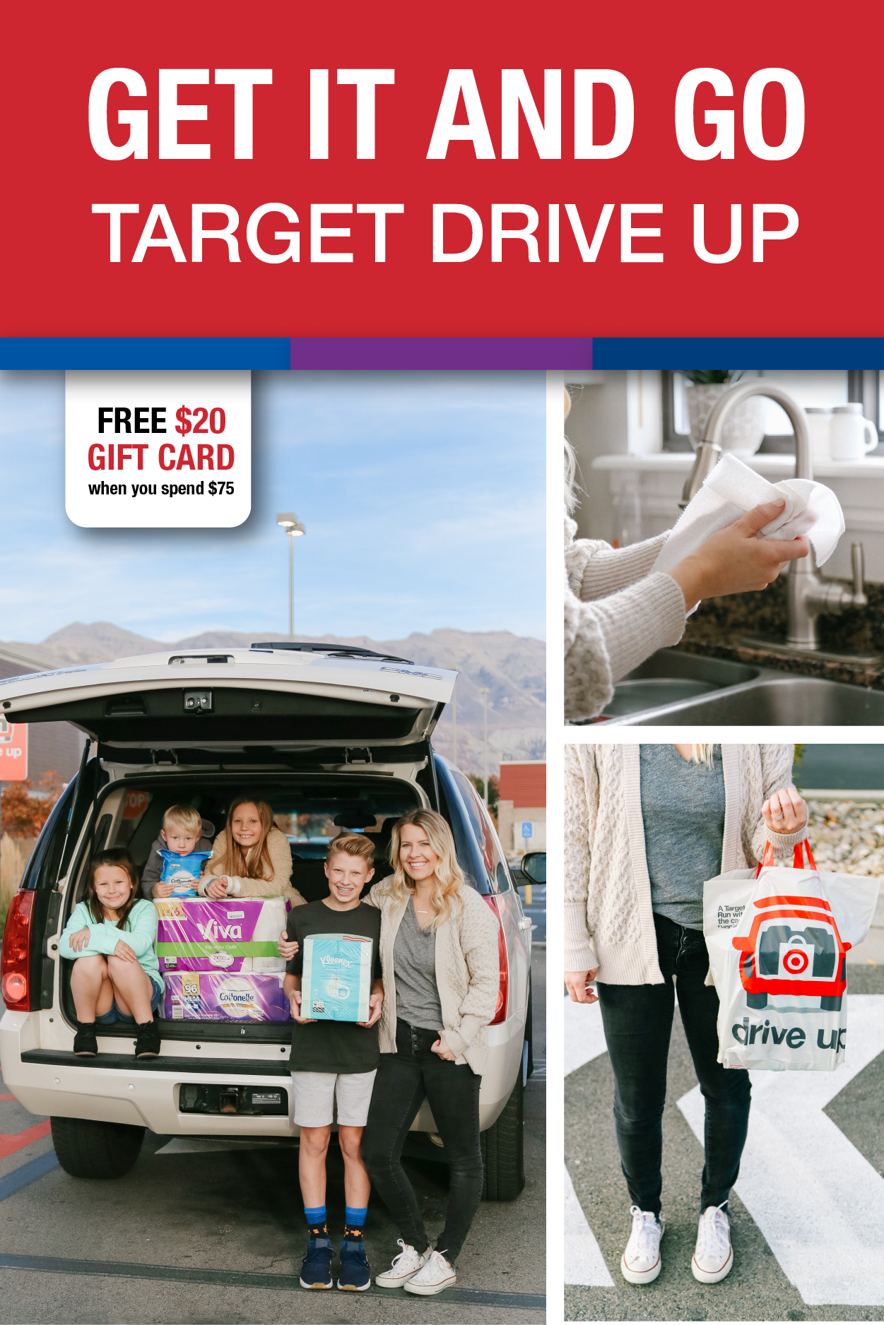 I just discovered Target Drive Up & I'm obsessed. Drive Up