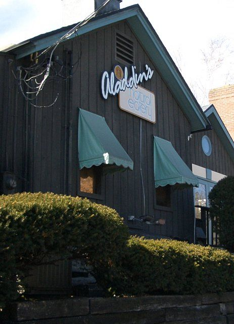 Aladdin S Natural Eatery Is A Mediterranean Waterfront Restaurant Serving Lebanese Food The Pittsford Ny Location Great Place To Eat