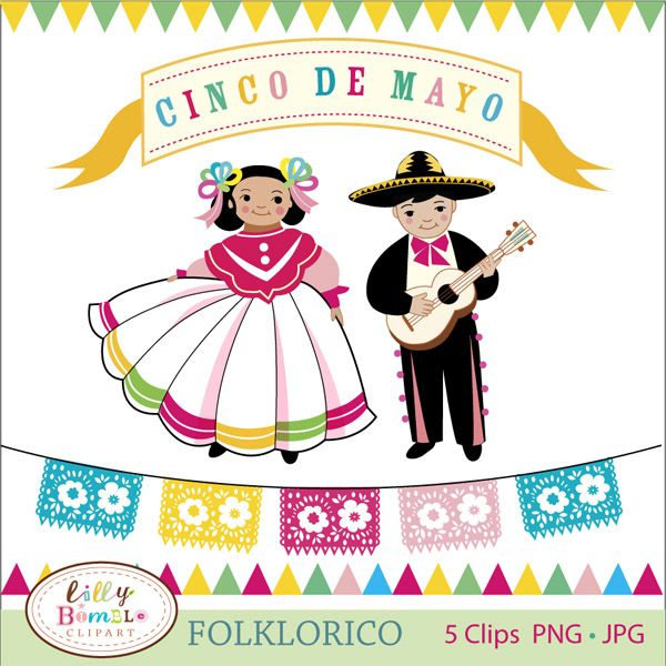 Folklorico-Bought This Clip Art Yesterday For Only $1
